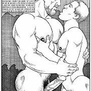 Gays On Comics
