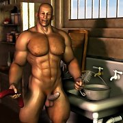 ::: 3D GAY CARTOONS :::