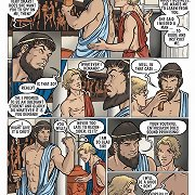 Adult Gay Comics - huge collection of excellent gay c..